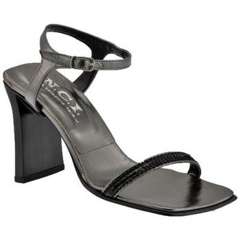 Sapatos Mulher Sandálias Nci  Preto