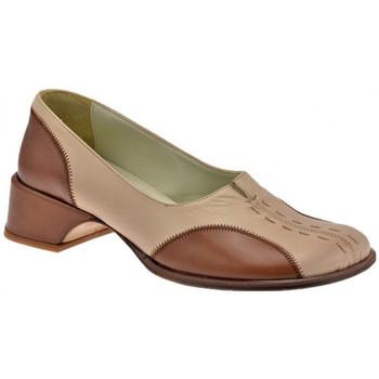 Sapatos Mulher Sabrinas Nci  Bege