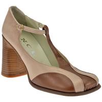 Sapatos Mulher Escarpim Nci  Multicolor