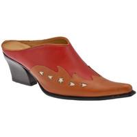 Sapatos Mulher Tamancos Nci  Vermelho