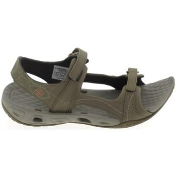 Sapatos Mulher Sandálias Columbia Sunlight Vent 2 Marron Castanho