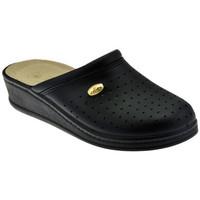 Sapatos Mulher Tamancos Sanital  Azul