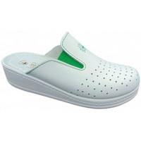 Sapatos Mulher Tamancos Sanital  Branco