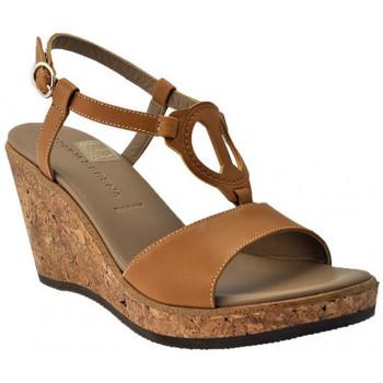 Sapatos Mulher Sandálias Donna Serena  Castanho