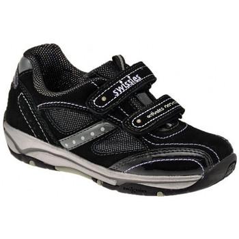 Sapatos Criança Sapatilhas Swissies  Preto