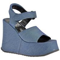 Sapatos Mulher Sandálias No End  Azul