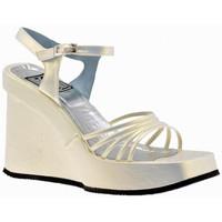Sapatos Mulher Sandálias No End  Bege