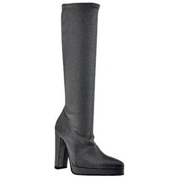 Sapatos Mulher Botas No End  Cinza