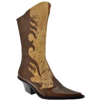 Sapatos Mulher Botins No End  Castanho