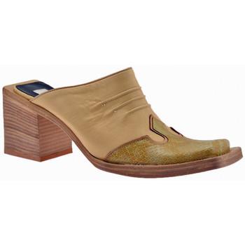 Sapatos Mulher Tamancos No End  Bege