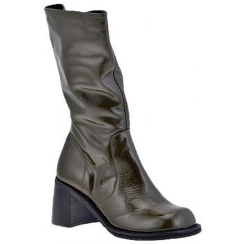 Sapatos Mulher Botins No End  Verde