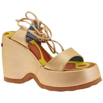 Sapatos Mulher Sandálias No End  Ouro