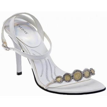 Sapatos Mulher Sandálias Chedivé  Branco
