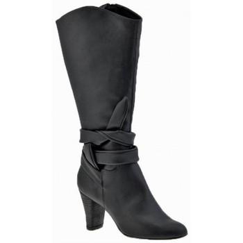 Sapatos Mulher Botins Chedivé  Preto
