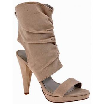 Sapatos Mulher Sandálias Chedivé  Bege