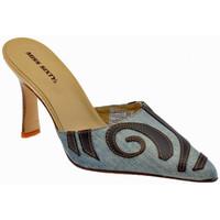 Sapatos Mulher Tamancos Miss Sixty  Azul
