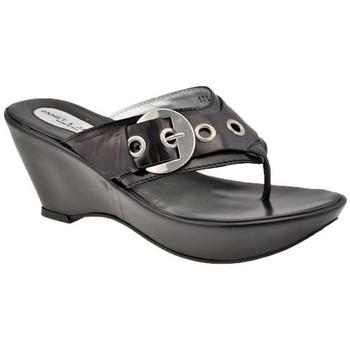 Sapatos Mulher Sandálias Janet&Janet  Preto