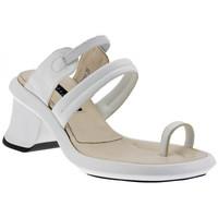 Sapatos Mulher Sandálias Janet&Janet  Branco