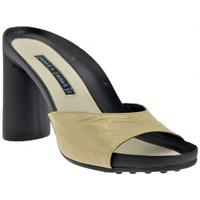 Sapatos Mulher Sandálias Janet&Janet  Bege