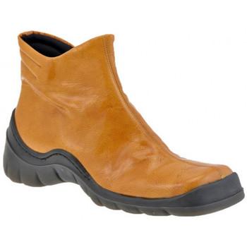 Sapatos Mulher Botins Janet&Janet  Castanho