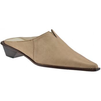 Sapatos Mulher Tamancos Janet&Janet  Bege