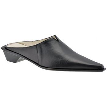 Sapatos Mulher Tamancos Janet&Janet  Preto