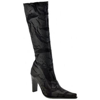 Sapatos Mulher Botas Janet&Janet  Preto