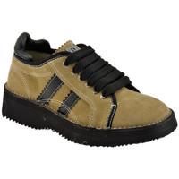 Sapatos Homem Sapatilhas de cano-alto Docks  Bege