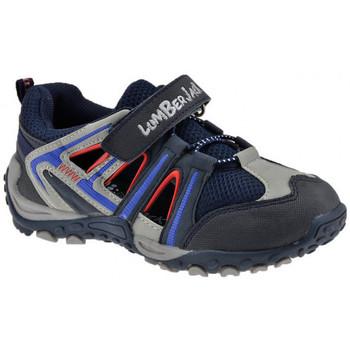 Sapatos Criança Sapatilhas Lumberjack  Azul