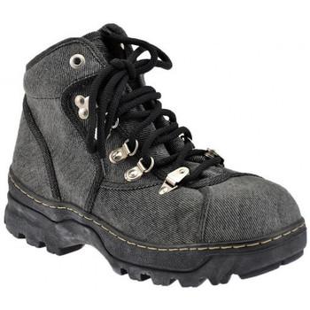 Sapatos Homem Sapatos de caminhada Lumberjack  Preto