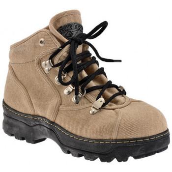 Sapatos Homem Sapatos de caminhada Lumberjack  Bege