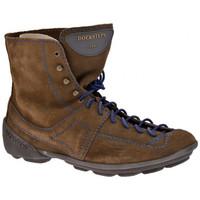 Sapatos Homem Botas baixas Docksteps  Castanho