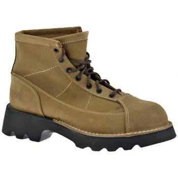 Sapatos Homem Botas baixas Docksteps  Cinza