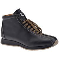 Sapatos Homem Sapatilhas de cano-alto Docksteps  Preto