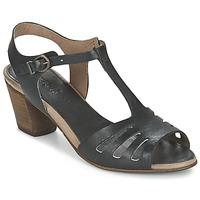 Sapatos Mulher Sandálias Kickers SEATTLE Preto
