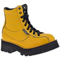 Sapatos Mulher Botas baixas Cult  Amarelo