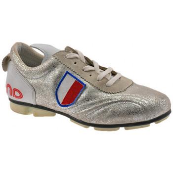 Sapatos Homem Sapatilhas de cano-alto Cult  Prata
