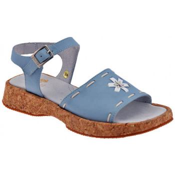 Sapatos Criança Sandálias Chicco  Azul