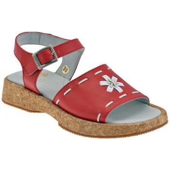 Sapatos Criança Sandálias Chicco  Vermelho