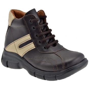 Sapatos Criança Sapatilhas de cano-alto Chicco  Castanho
