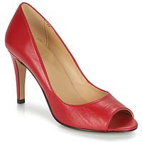 Sapatos Mulher Escarpim Betty London EMANA Vermelho
