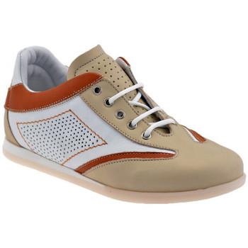 Sapatos Criança Sapatilhas de cano-alto Chicco  Bege
