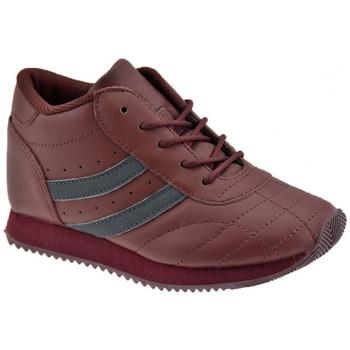 Sapatos Rapariga Sapatilhas de cano-alto Chicco  Castanho