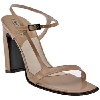 Sapatos Mulher Sandálias Enrico Del Gatto  Cinza