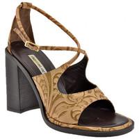 Sapatos Mulher Sandálias Enrico Del Gatto  Bege