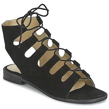 Sapatos Mulher Sandálias Betty London EBITUNE Preto
