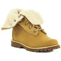 Sapatos Rapariga Botas baixas Timberland C 2236B,A156N Jaune
