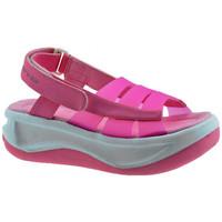 Sapatos Criança Sandálias Fornarina  Rosa