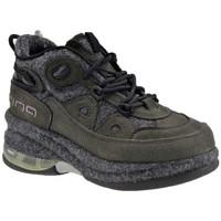 Sapatos Criança Sapatilhas de cano-alto Fornarina  Cinza