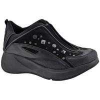 Sapatos Criança Sapatilhas de cano-alto Fornarina  Preto
